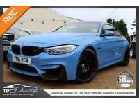 2016 R BMW 4 SERIES 3.0 M4 COMPETITION PACKAGE 2D AUTO 444 BHP
