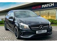 2018 Mercedes-Benz A Class A 200 D AMG LINE AUTO Hatchback Diesel Automatic