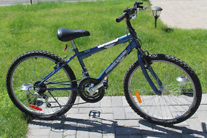 "18 Speed Mountain Bike with 24"" tires"
