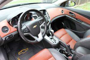 Rare 2013 Chevy Cruze 2 LT Turbo RS