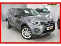 2016 Land Rover Discovery Sport 2.0 TD4 SE TECH 5d 180 BHP Estate Diesel Manual