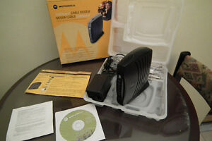 Motorola Surfboard SB5101 Cable Modem (NEW)