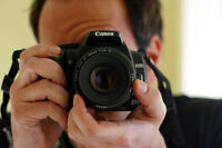 Photographer needed for events