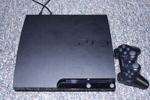 (negotiable) PS3 160GB + 40 preinstalled games + 3 controllers