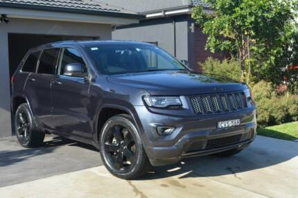 2014 Jeep Grand Cherokee - BLACKHAWK