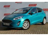 2018 Ford Fiesta 1.0T Titanium 5dr 6Spd 125PS Hatchback Petrol Manual