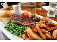 Looking for a part-time cook near Driffield