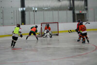 Free Roller Hockey Trial for youth 7-14.