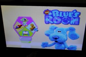 (Blue's Clues) Blue's Room Plug and Play TV Game Nickelodeon