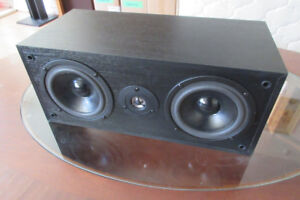 Centre Speaker for 3 way stereo or surround audio