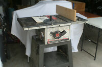 "9"" Table Saw"