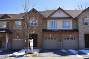Former Model Home - Stunning Ancaster Townhome