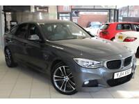2014 14 BMW 3 SERIES 2.0 320D M SPORT GRAN TURISMO 5D 181 BHP DIESEL