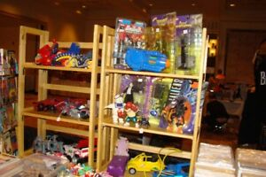 THUNDER CON SAT SUN 10 TO 5 COMICS, GAMES, TOY FOR SALE