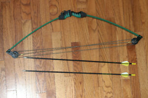 Bear Archery Scout Bow Set (youth Age 4-9)
