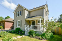 NEW PRICE - Awesome Downtown Guelph Home!