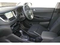 2018 Hyundai Tucson 1.7 CRDI Blue Drive SE 2WD Diesel blue Semi Auto