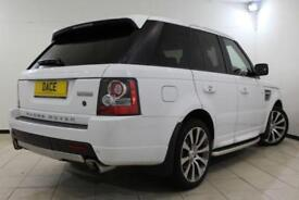 2011 11 LAND ROVER RANGE ROVER SPORT 3.0 TDV6 AUTOBIOGRAPHY 5DR AUTOMATIC 245 BH