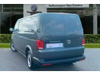 2020 Volkswagen E-TRANSPORTER ABT e-Transporter Panel van LWB Auto Panel Van Ele