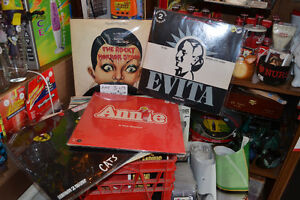 1000s OF CLEAN RECORDS ONLY $1 each.7 for $5! VINTAGE USED  LP'S Windsor Region Ontario image 3