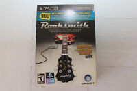 Rocksmith PS3 w/all accesories (mint condition)