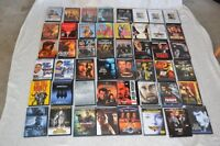 DVDs for sale - 48 for $85 or $2/each