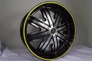 $749!A Set Brand NEW 20X8.5wheels suits Ford Holden Honda Toyota Melbourne CBD Melbourne City Preview