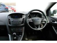 2016 Ford Focus 1.0 EcoBoost 125 Zetec 5dr Hatchback Petrol Manual