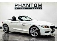 2013 62 BMW Z4 2.0 Z4 SDRIVE28I M SPORT ROADSTER 2D 242 BHP