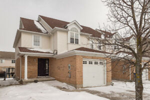 South Guelph Freehold Town Home End Unit For Sale