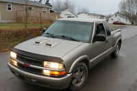 1999 Chevrolet S-10 LS RARE STEP SIDE