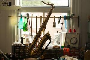 Woodwind Instrument Repair