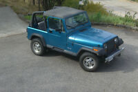 1992 Jeep Wrangler Base Other