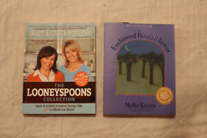 cookbooks (also for Candida diet)