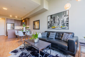 Brand New Luxury 1 Bdrm across from Willoughby Town Centre