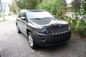 REDUCED PRICE 2016 Jeep Compass High Altitude SUV Heated Leather