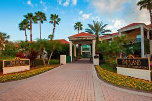 WINTER BREAK, MAR 3 - 10/18,  STAR ISLAND RESORT, KISSIMMEE, FL