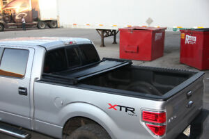 Soft Trifold Tonneau Cover for Dodge Ram