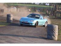 2002 Mazda MX5 1.8 Sport