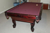 Benner's Billiards is here for all your pool table needs!!!