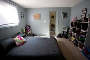 Very spacious 2 bedroom May 1st with big extra room in basement