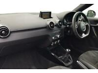 2018 Audi A1 Black Edition Nav 1.0 TFSI 95 PS 5-speed Hatchback Petrol Manual