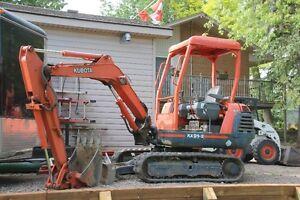 Kubota KX91-2 Excavator