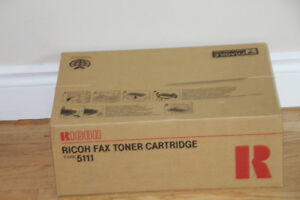 RICOH Fax Toner Cartridge Type 5111