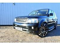 2010 59 LAND ROVER RANGE ROVER SPORT 5.0 V8 SUPERCHARGED HSE 510 BHP AUTO