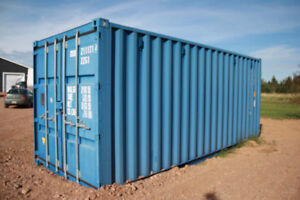 20' Sea Can Storage Container