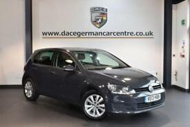 2013 13 VOLKSWAGEN GOLF 1.6 SE TDI BLUEMOTION TECHNOLOGY DSG 5DR AUTO 103 BHP DI