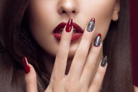 Part time nail tech needed