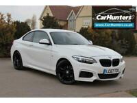 2017 BMW 2 Series 1.5 218I M SPORT 2d 134 BHP Coupe Petrol Automatic