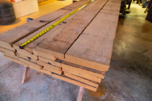 Lumber Quarter Sawn White Oak